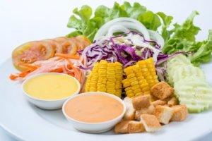 az egészségesebb salátaöntet